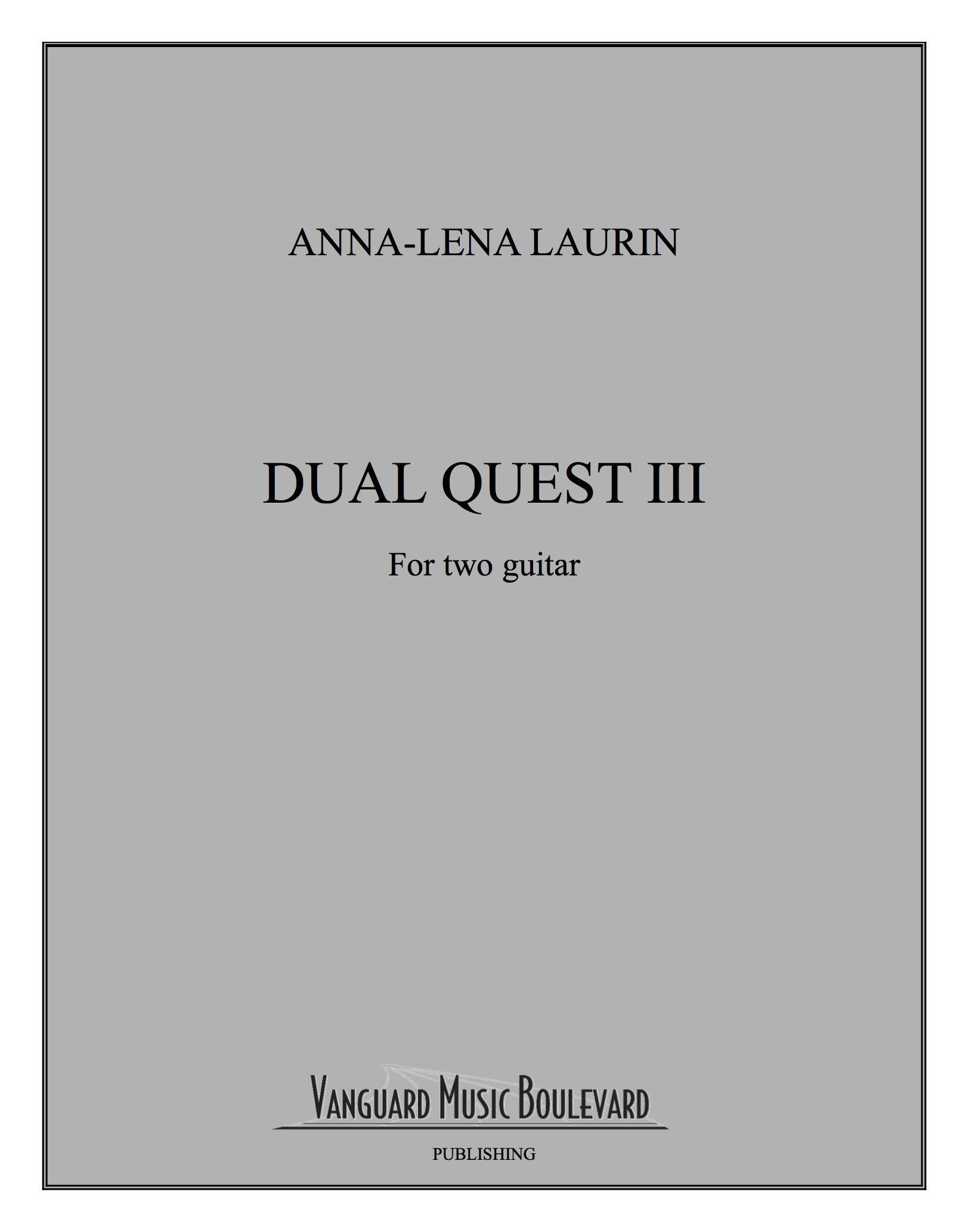 Dual Quest III