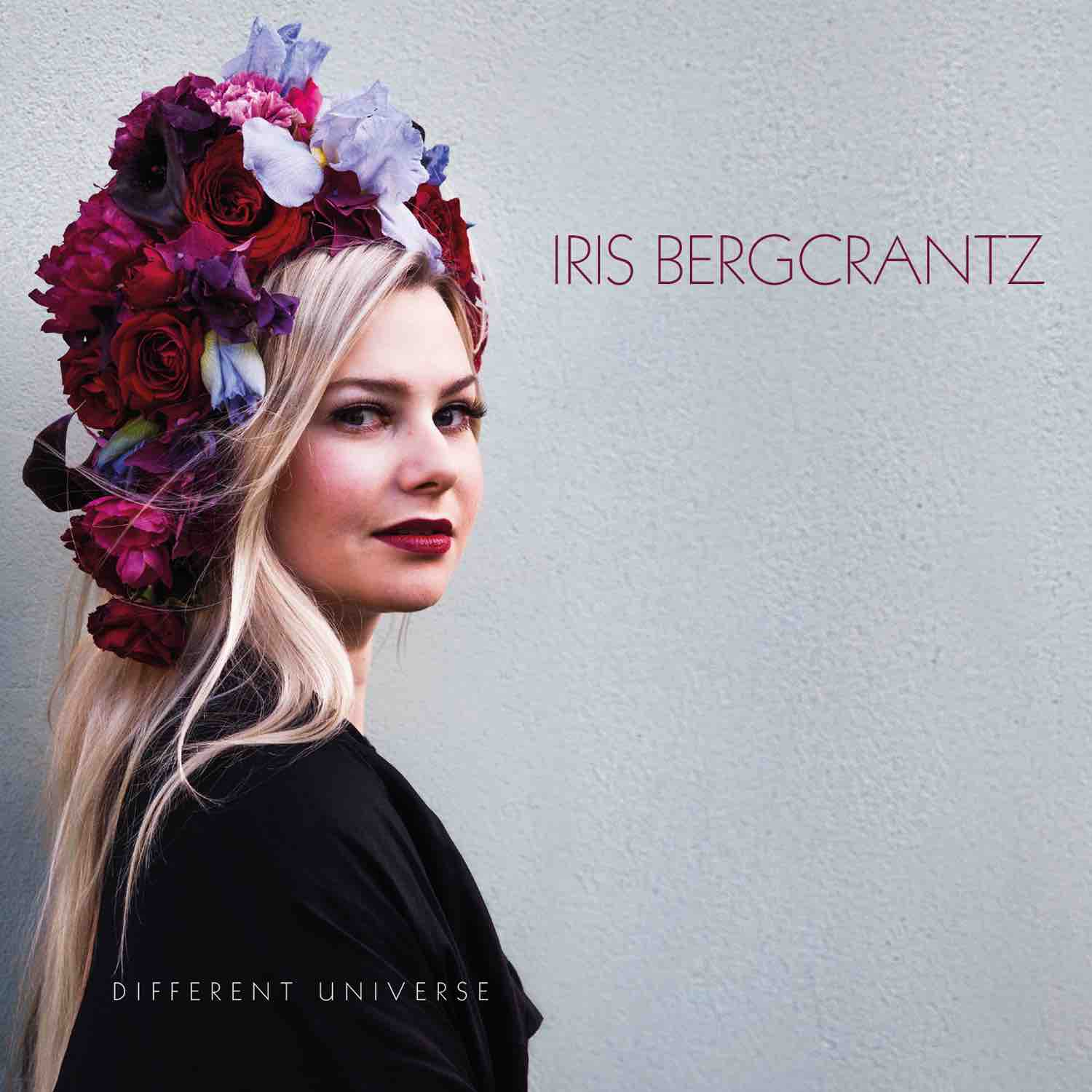 Iris Bergcrantz Album Cover, Low resolution