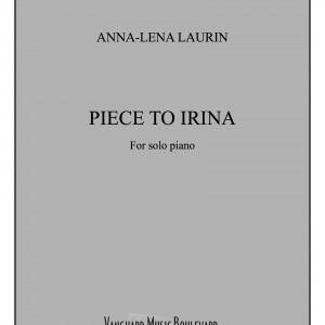 Piece to Irina